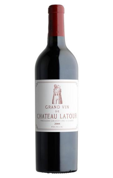 2008 Ch. Latour, Pauillac