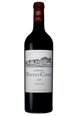 2008 Ch. Pontet-Canet, Pauillac, Bordeaux