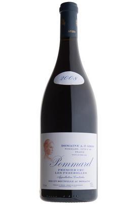 2008 Pommard, Pézerolles, 1er Cru, Domaine A-F Gros