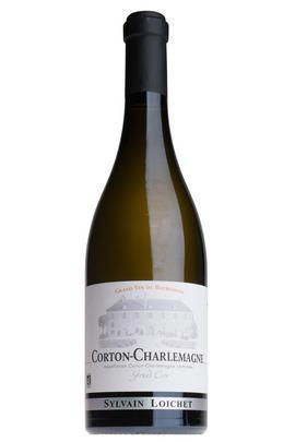 2008 Corton Charlemagne, Grand Cru Sylvain Loichet