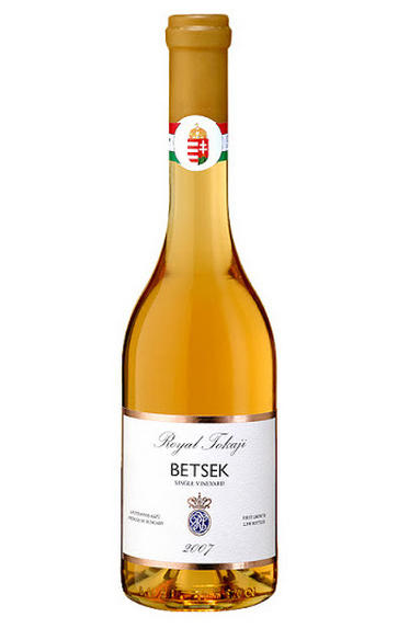 2008 Tokaji Betsek, 6 Puttonyos, The Royal Tokaji Wine Company