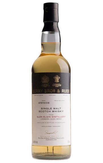 2008 Berrys' Glen Elgin, Cask No. 805327 Single Malt Scotch Whisky, (55.1%)