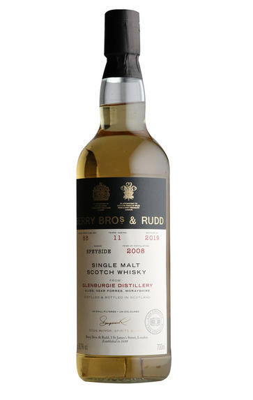 2008 Berrys' Own Glenburgie, Cask Ref 88 Single Malt Scotch Whisky, (59.7%)