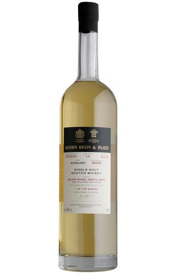 2008 Berrys' Blair Athol, Cask 305260, Single Malt Scotch Whisky, (46%)