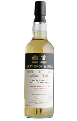 2008 Berry Bros. & Rudd Teaninich, Cask Ref. 710888, 11-years, Single Malt Scotch Whisky (56.6%)