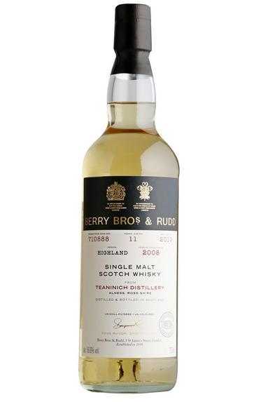 2008 Berry Bros. & Rudd Teaninich, Cask Ref. 710888, 11-years, Single Malt Scotch Whisky (56.6%)