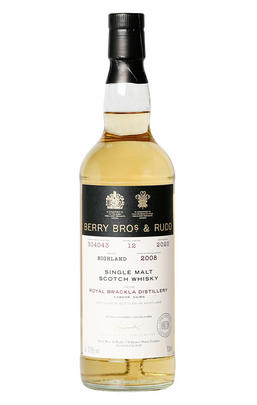 2008 Berry Bros. & Rudd Royal Brackla, Cask Ref. 304043, Speyside, Single Malt Scotch Whisky (52.9%)