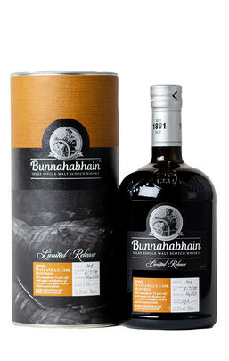 2008 Bunnahabhain, Manzanilla Cask, Islay, Single Malt Scotch Whisky (55.4%)