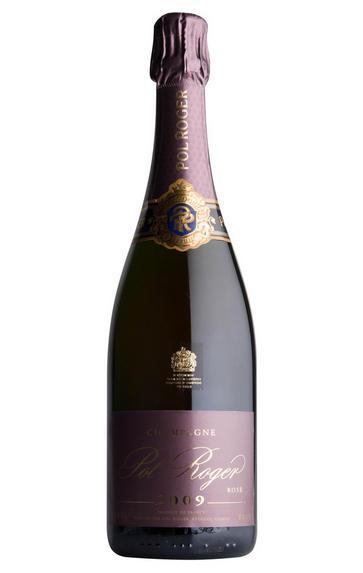 2008 Champagne Pol Roger, Rosé, Brut