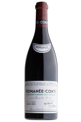 2008 Romanée-Conti, Grand Cru, Domaine de la Romanée-Conti