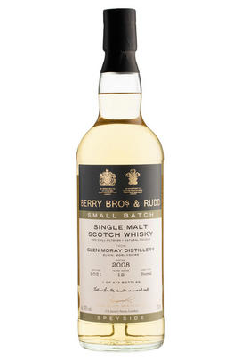 2008 Berry Bros. & Rudd Glen Moray, Small Batch, Single Malt Scotch Whisky, Speyside (46%)