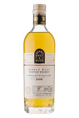 2008 Berry Bros. & Rudd Glenallachie, Cask No. 900854, Speyside, Single Malt Scotch Whisky (60.2%)