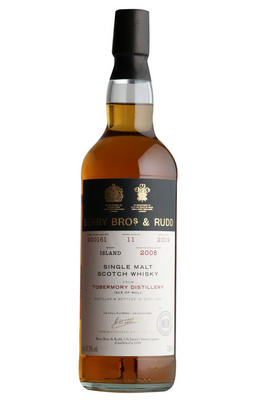 2008 Berrys' Tobermory, Cask No. 900161, Single Malt Scotch Whisky (61.3%)