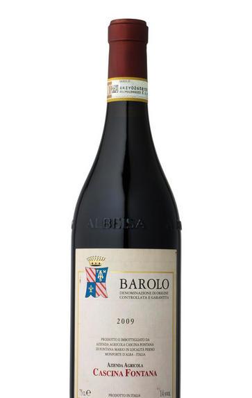 2009 Barolo, Cascina Fontana, Piedmont
