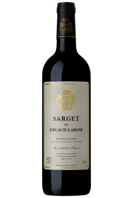 2009 Sarget de Gruaud Larose, St Julien