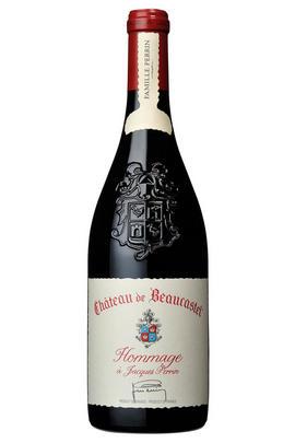 2009 Chateau de Beaucastel Rouge, Hommage à Jacques Perrin