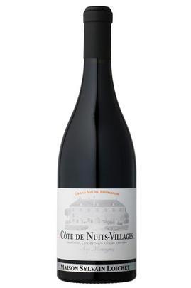 2009 Côte de Nuits Villages, Aux Montagnes, Sylvain Loichet