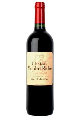2009 Ch. Moulin Riche, St Julien