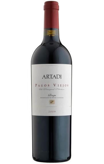 2009 Pagos Viejos, Artadi, Rioja