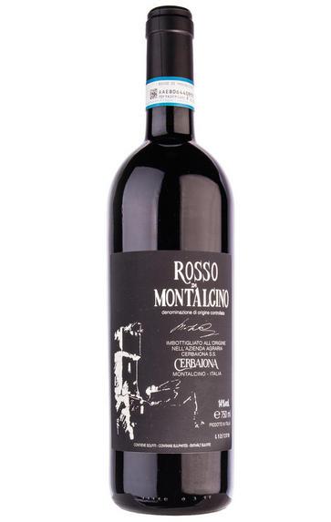 2009 Rosso di Montalcino, Az. Agr. Cerbaiona