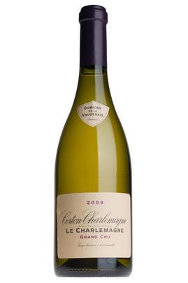 2009 Corton-Charlemagne, Le Charlemagne, Grand Cru, Domaine de la Vougeraie