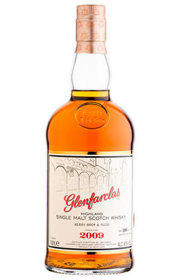 2009 Glenfarclas bottled for Berry Bros. & Rudd, Single Malt Whisky (60%)