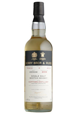 2009 Berrys' Own Dufftown, Cask #700212, Single Malt Scotch Whisky, (46%)