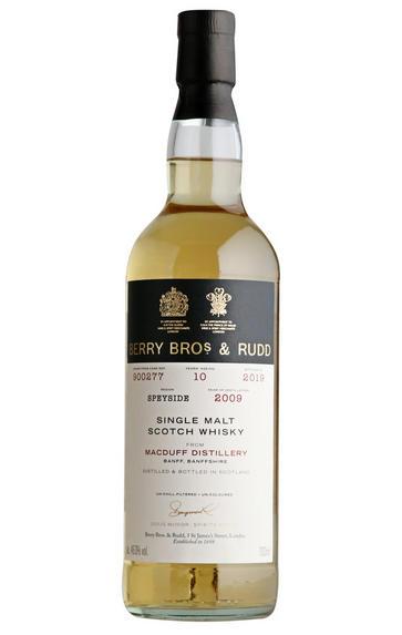 2009 Berry Bros. & Rudd Macduff, Cask Ref. 900277, Single Malt Scotch Whisky (46%)