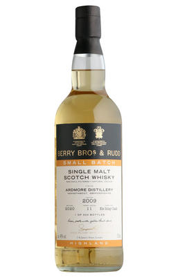 2009 Berry Bros. & Rudd Ardmore, Small Batch, Highland, Single Malt Scotch Whisky (46%)