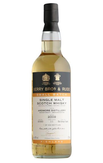 2009 Berry Bros. & Rudd Ardmore, Small Batch, Highland, Single Malt Scotch Whisky (46%)