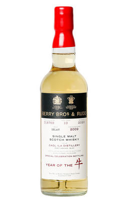 2009 Berry Bros. & Rudd Caol Ila, Chinese New Year of the Ox, Cask No. 318769, Islay, Single Malt Scotch Whisky (56.1%)