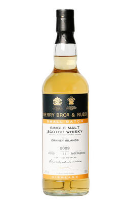 2009 Berry Bros. & Rudd Orkney, Small Batch, Highland, Single Malt Scotch Whisky (46%)