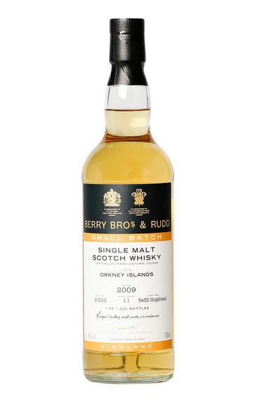 2009 Berry Bros. & Rudd Orkney, Small Batch, Highland, Single Malt Scotch Whisky (46%)