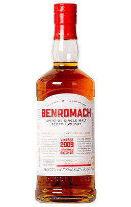 2009 Benromach, Cask Strength, Batch No. 4, Speyside, Single Malt Scotch Whisky (57..2%)