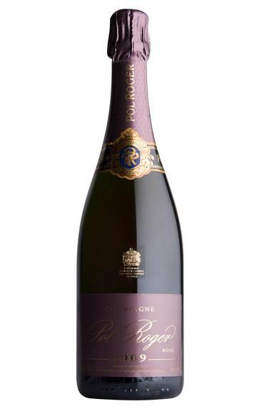 2009 Champagne Pol Roger, Rosé, Brut