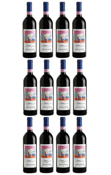 2009 Roberto Voerzio 12 Bottle Case, 4xSerra, Annunz 2xCerreto, Brunate