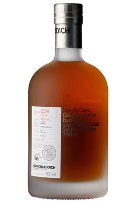 2009 Bruichladdich, Jurançon Cask Finish, Cask Ref. 5015, Islay, Single Malt Scotch Whisky (63.9%)
