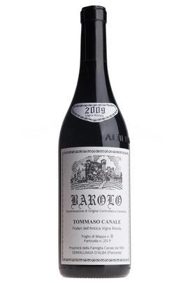 2009 Barolo, Tommaso Canale, Vigna Rionda, Giovanni Rosso, Piedmont