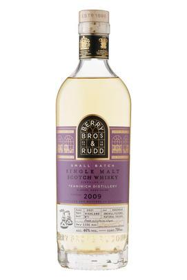 2009 Berry Bros. & Rudd Small Batch Teaninich, Casks 714892/3/6,  Single Malt Scotch Whisky, Highland (46%)