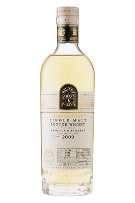 2009 Berry Bros. & Rudd Caol Ila, Cask No. 318661, Single Malt Scotch Whisky, Islay (51.9%)