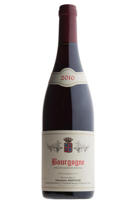 2010 Bourgogne Rouge, Domaine Ghislaine Barthod