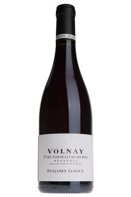 2010 Volnay, Clos de la Cave des Ducs, 1er Cru, Benjamin Leroux