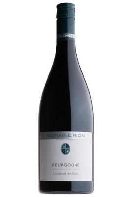2010 Bourgogne, Les Bons Bâtons, Domaine Michèle & Patrice Rion, Burgundy