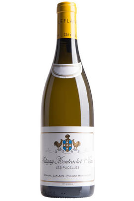 2010 Puligny-Montrachet, Les Pucelles, 1er Cru, Domaine Leflaive