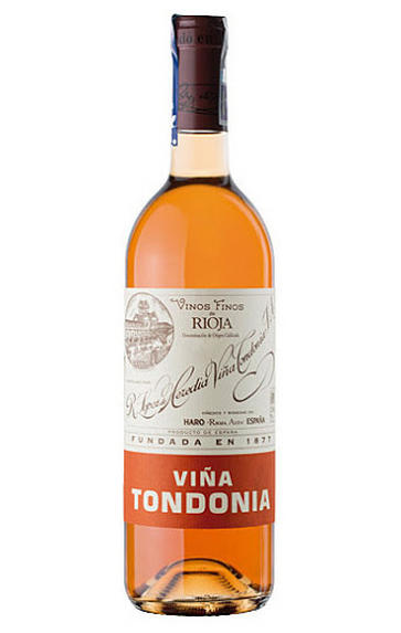2010 Viña Tondonia Rosado, Gran Reserva, Bodegas R. López de Heredia, Rioja, Spain