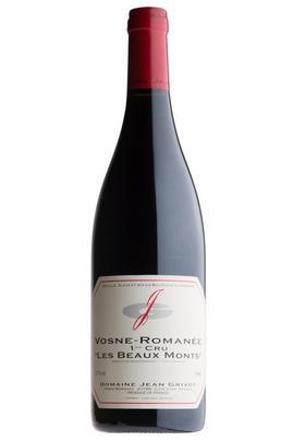 2010 Vosne-Romanée, Les Beaux Monts, 1er Cru, Domaine Jean Grivot, Burgundy