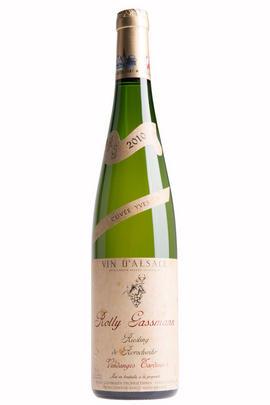 2010 Riesling de Rorschwihr, Cuvée Yves, Vendanges Tardives, Domaine Rolly- Gassmann, Alsace