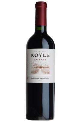 2010 Viña Koyle, Royale Cabernet Sauvignon, Los Lingues Vineyard, Colchagua Valley, Chile