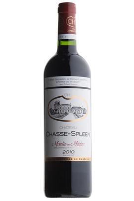 2010 Ch. Chasse Spleen, Moulis-en-Médoc, Bordeaux