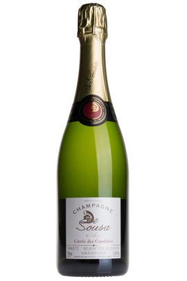 2010 Champagne de Sousa, Cuvée des Caudalies, Grand Cru
